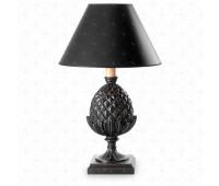 Настольная лампа  Roberto Giovannini 567 G043  Эбони (пр-во Италия)