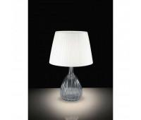 Настольная лампа Kappa Luce KAP0041/LTP.C.Gr  Серый, хром (пр-во Италия)