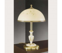 Лампа настольная Reccagni Angelo P 6808 G  Бронза (пр-во Италия)