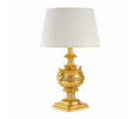 Настольная лампа  Roberto Giovannini 1372 A097 End XVII C. Tuscan  Золото (пр-во Италия)