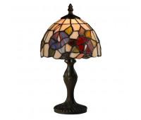 Настольная лампа  Arte Lamp A3165LT-1BG  Коричневый (пр-во Италия)