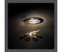 Точечный светильник Kantarel CD 015.2.1/12 jet  Хром (пр-во Россия)