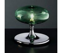 Лампа настольная IDL 366/1LP Green  Хром (пр-во Италия)