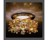 Точечный светильник Kantarel CD 003.3.7/10/1AB  Золотой (пр-во Россия)