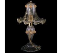 Настольная лампа  Multiforme LA0340-CRK  Прозрачный, золотистый, розовый (пр-во Италия)