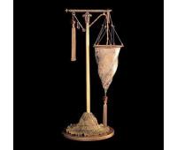 Настольная лампа Archeo Venice Design 403-00  Бронза состаренная (пр-во Италия)