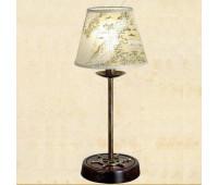 Настольная лампа Favel 05020/000L1  Бронза (пр-во Италия)