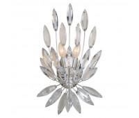 Бра L'arte  L'arte Luce Luxury Lily Buds L03326  Серебро (пр-во Италия)