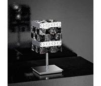 Лампа настольная IDL 399/1L Chrome-Black  Хром (пр-во Италия)