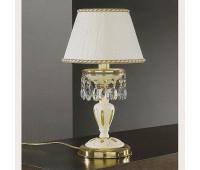 Лампа настольная Reccagni Angelo P 6706 P  Французское золото (пр-во Италия)