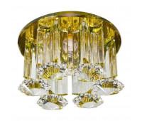 Встраиваемый светильник Feron 1526 art.28133  Желтый (пр-во Китай)