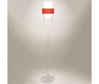 Торшер IDL 9003/1P red  Никель (пр-во Италия)