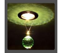 Точечный светильник Kantarel CD 001.3.2 lt. peri  Золотой (пр-во Россия)