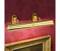 Подсветка для картин Masiero VE 860 A4  Золотой (пр-во Италия)