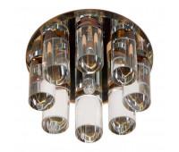 Встраиваемый светильник Feron 1301  Коричневый (пр-во Китай)