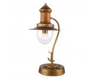 Настольная лампа  Favourite 1321-1T  Коричневый, золотой (пр-во Германия)