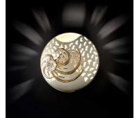 Настенный светильник Style & Light  Lorenzon LA.929/AVOL  Кремовый, золотой (пр-во Италия)