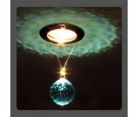 Точечный светильник Kantarel CD 001.3.3 ant.green  Золотой (пр-во Россия)