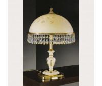 Лампа настольная Reccagni Angelo P 6906 G  Французское золото (пр-во Италия)