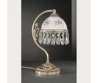 Лампа настольная Reccagni Angelo P 6100 P  Французское золото (пр-во Италия)