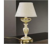 Лампа настольная Reccagni Angelo P 6718 P  Французское золото (пр-во Италия)