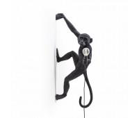 Настенный светильник  Seletti Monkey 14919  Черный (пр-во Италия)