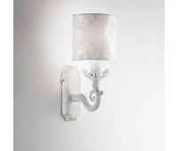 Бра  Renzo Del Ventisette A 14489/1 DEC 0148+ORO  Бело-золотой (пр-во Италия)
