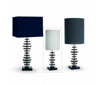 Настольная лампа Lights Dettagli lights Wave WV11-22A103  Золото, черный (пр-во Италия)