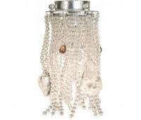 Точечный светильник  Tredici Design 1399P/SPOT AG L  Серебро (пр-во Италия)