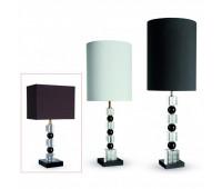 Настольная лампа Lights Dettagli lights Totem TT11-23C101  Золото, прозрачный, черный (пр-во Италия)