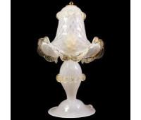 Настольная лампа  Multiforme LA0906-SCK  Белый, золотистый (пр-во Италия)