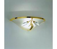 Настенный светильник  Falb (Stilkronen) OR/AB30 TR  Золото (пр-во Италия)