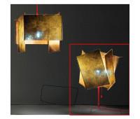 Настольная лампа  Ingo Maurer 24 Karat Blau T 1573000  Серый, красный (пр-во Германия)
