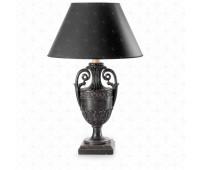 Настольная лампа  Roberto Giovannini 431 G043 Beg. XIX C. Empire  Эбони (пр-во Италия)