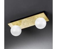 Настенно-потолочный светильник light Linea Light 6891  Золотой (пр-во Италия)