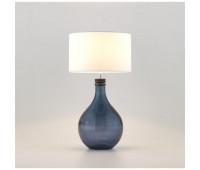 Настольная лампа Aromas Sam NAC093 Blue  Синий,хром (пр-во Испания)