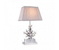 Настольная лампа  DeLight Collection BT-1004 nickel  Полированный никель (пр-во Китай)