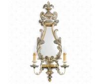 Бра  Roberto Giovannini 1020 A014 George III English  Серый (пр-во Италия)