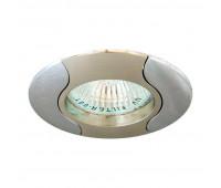 Встраиваемый светильник Feron 020T art.17681  Титан, хром (пр-во Китай)