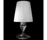 Настольная лампа  Multiforme LUP0360-CD1  Прозрачный (пр-во Италия)