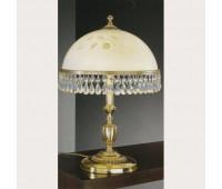 Лампа настольная Reccagni Angelo P 6306 G  Золотой (пр-во Италия)