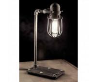 Настольная лампа Robers TL4101  Черный с серебром (пр-во Германия)