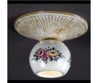 Точечный светильник La Lampada S 042/1.17 Ceramica Maiolica   (пр-во Италия)