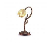 Настольная лампа Possoni 1773/L (034)     Рустика с золотом (пр-во Италия)