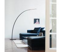 Торшер Fontana Arte 4143 black  Черный лакированный (пр-во Италия)