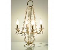 Настольная лампа  Baga, Patrizia Garganti 7211  Золото, прозрачный (пр-во Италия)