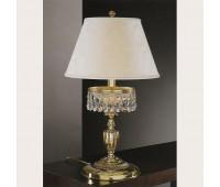 Лампа настольная Reccagni Angelo P 6503 G  Французское золото (пр-во Италия)