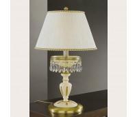Лампа настольная Reccagni Angelo P 6606 G  Бронза (пр-во Италия)