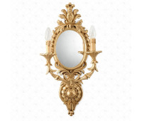 Бра  Roberto Giovannini 1096 A039 2nd half XVIII C. Robert Adam English  Версальское золото (пр-во Италия)