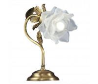 Лампа настольная Possoni 925/L (008)    Античная бронза (пр-во Италия)